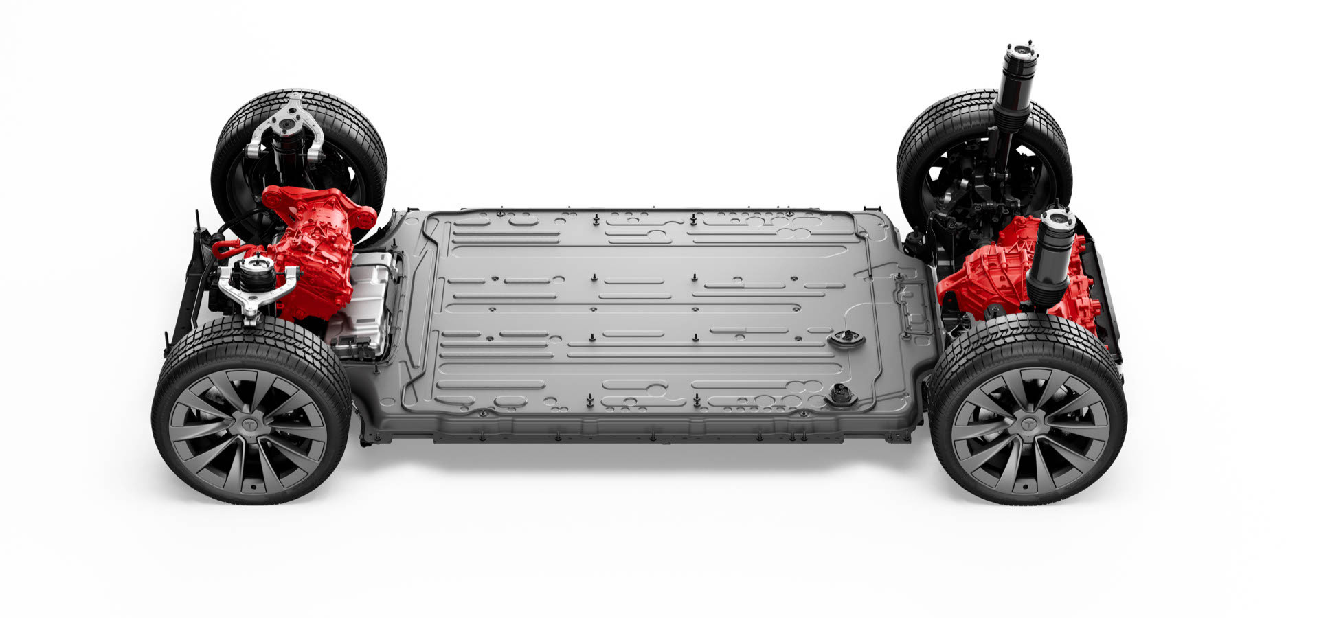 Model X Tri Motor All-Wheel Drive